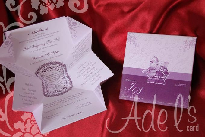 Hard Cover by Adel's House of card - 011