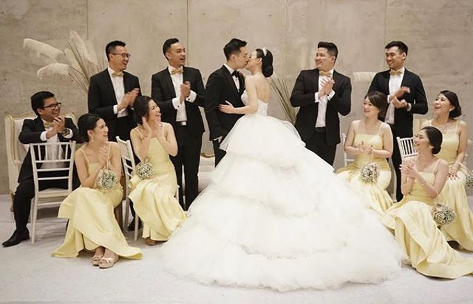 Rainer & Calvina Wedding by Tommy Pancamurti - 003