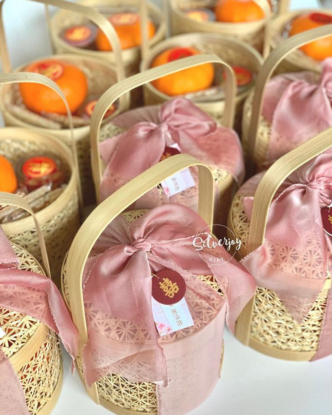 The Engagement & Wedding of Wilson & Natania by Silverjoy Gift - 003