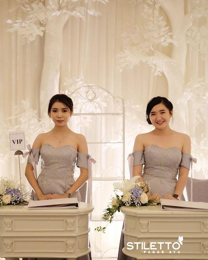 Wedding 2020 by STILETTO PAGAR AYU - 032