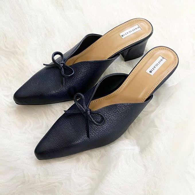 Black Wedding Shoes Unificatio Bridestory