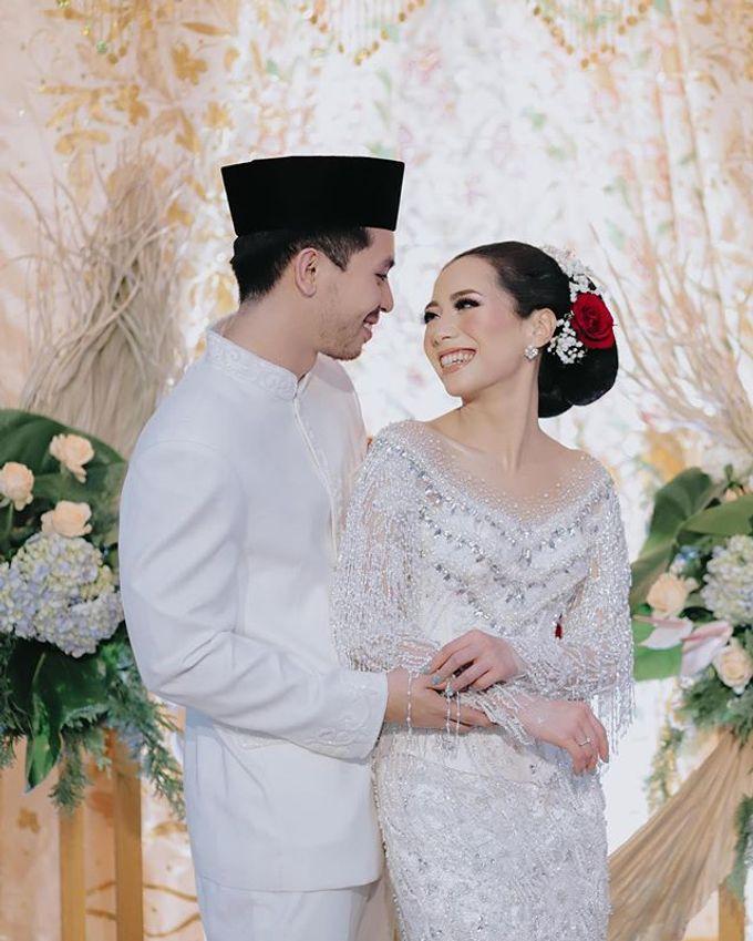 ABEL & RAY RAFI WEDDING by Seserahan Indonesia - 002