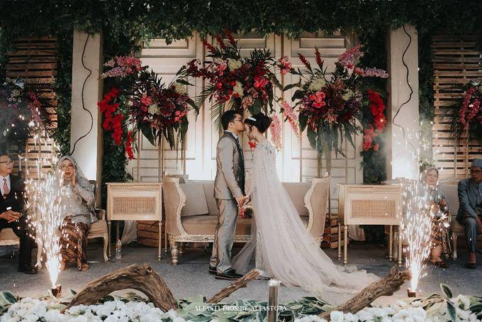 The Wedding Of Tantri & Agung by Alfa.co - 001