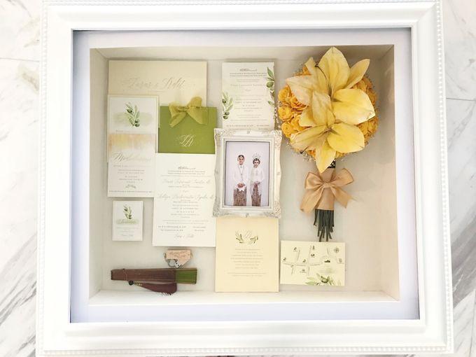 The Wedding of Larasanti & Aditya by CONSERVÉ FLOWER PRESERVATION - 002