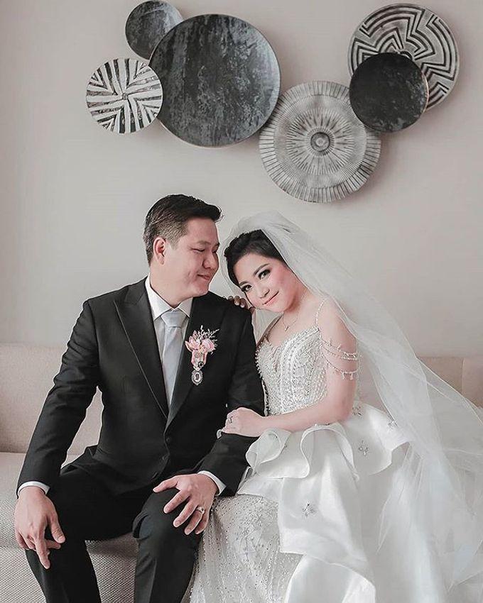 Dedy & Lia Wedding by METTA FEBRIYAN bridal & couture - 005