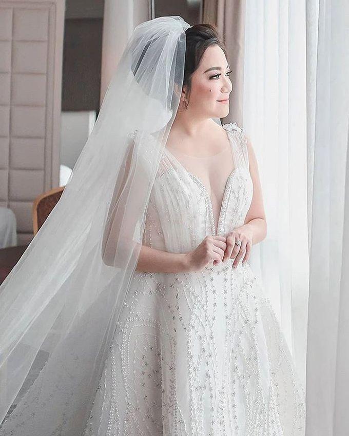 Dedy & Lia Wedding by METTA FEBRIYAN bridal & couture - 003