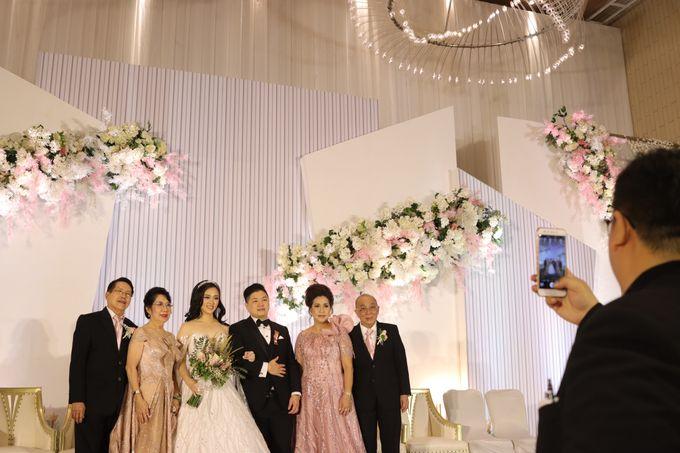 MC Wedding Double Tree Hotel Jakarta - Anthony Stevven by DONNY LIEM The Make Up Art - 007