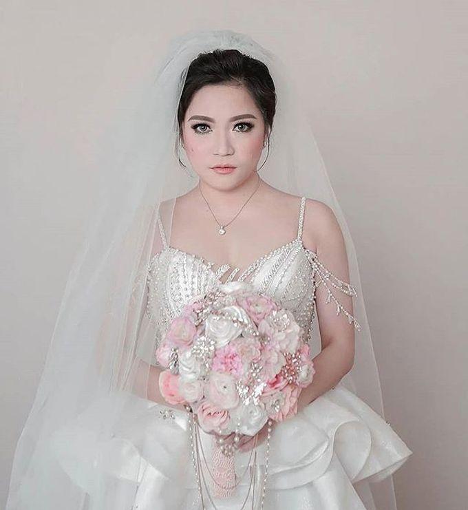 Dedy & Lia Wedding by METTA FEBRIYAN bridal & couture - 004