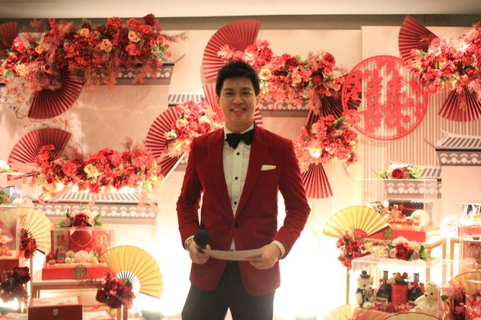 MC Sangjit Li Feng Mandarin Hotel Jakarta - Anthony Stevven by Mandarin Oriental, Jakarta - 011