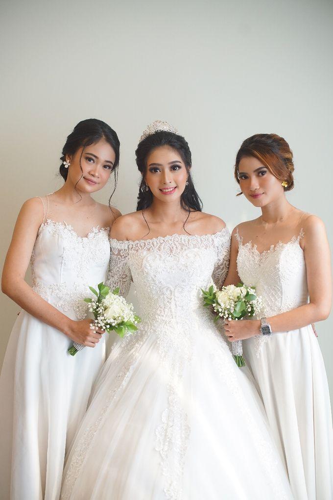 Wedding Of Hendarto & Rosdiana by Ohana Enterprise - 006