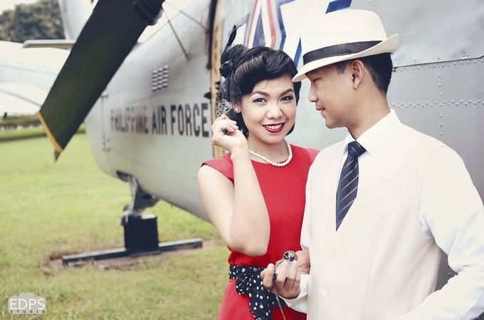 LLOYD and Fatima Engagement shoot by Nadine Rayo Hair and Makeup Artistry - 001