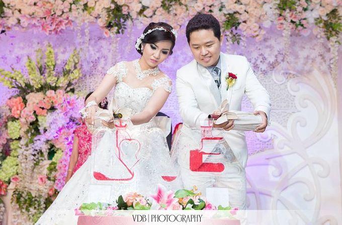 Wedding Day Andi & Evelin by VDB Photography - 034