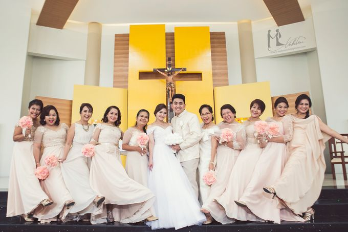 IC & Jasmine Alabang Wedding Highlights by Mike & Mai Photography - 018