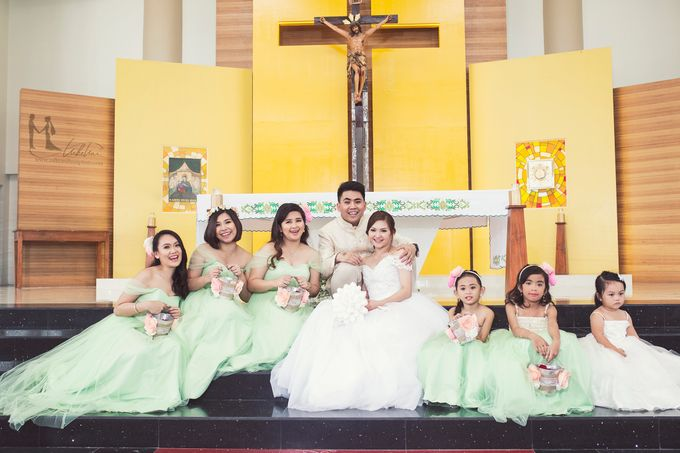 IC & Jasmine Alabang Wedding Highlights by Mike & Mai Photography - 019