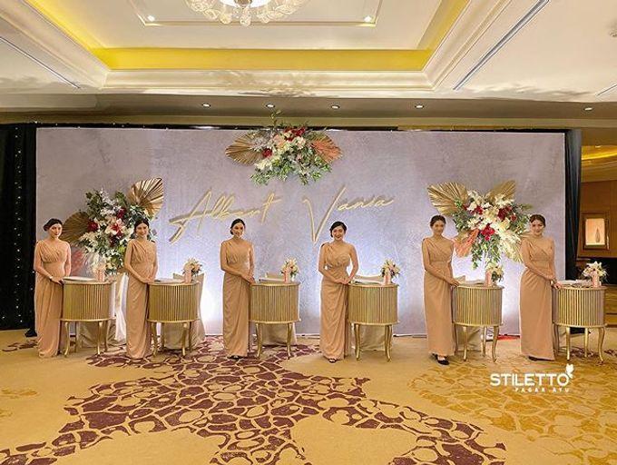 Wedding 2020 by STILETTO PAGAR AYU - 043