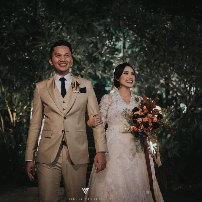 Wedding at Plataran Cilandak by Catalina Flora - 003