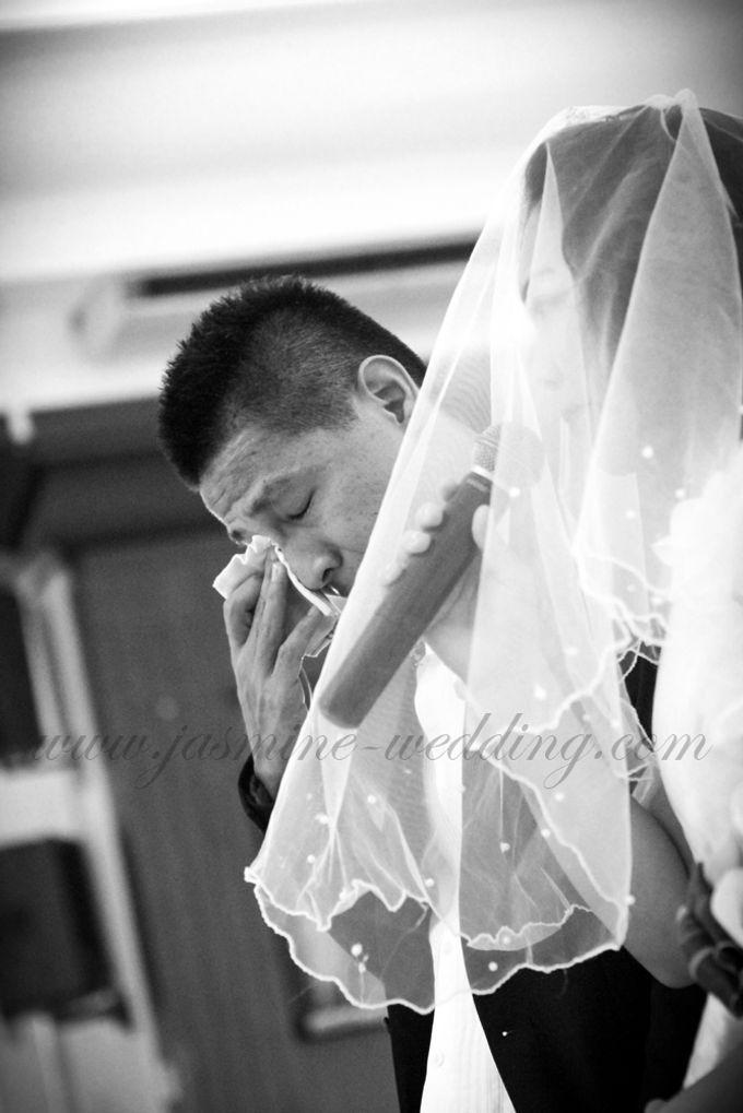 Wedding Blessing Ceremony Part II by Jasmine Wedding Bali - 004
