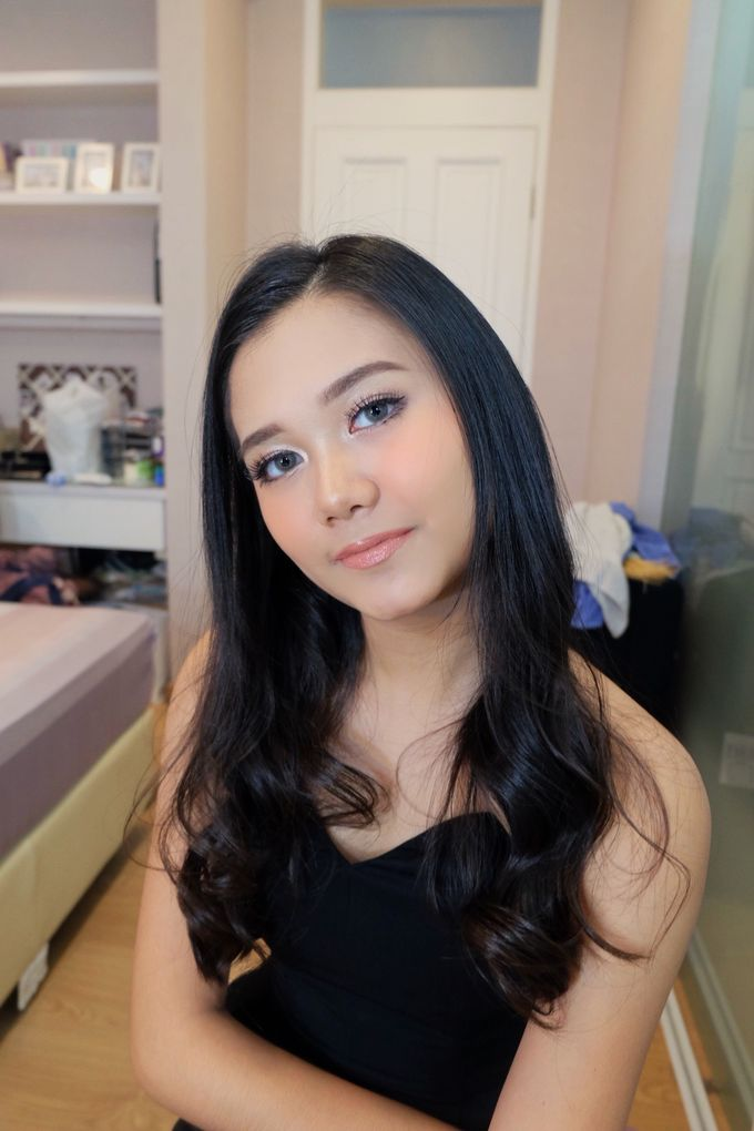 Party Makeup Look by by ivana anneta - 007