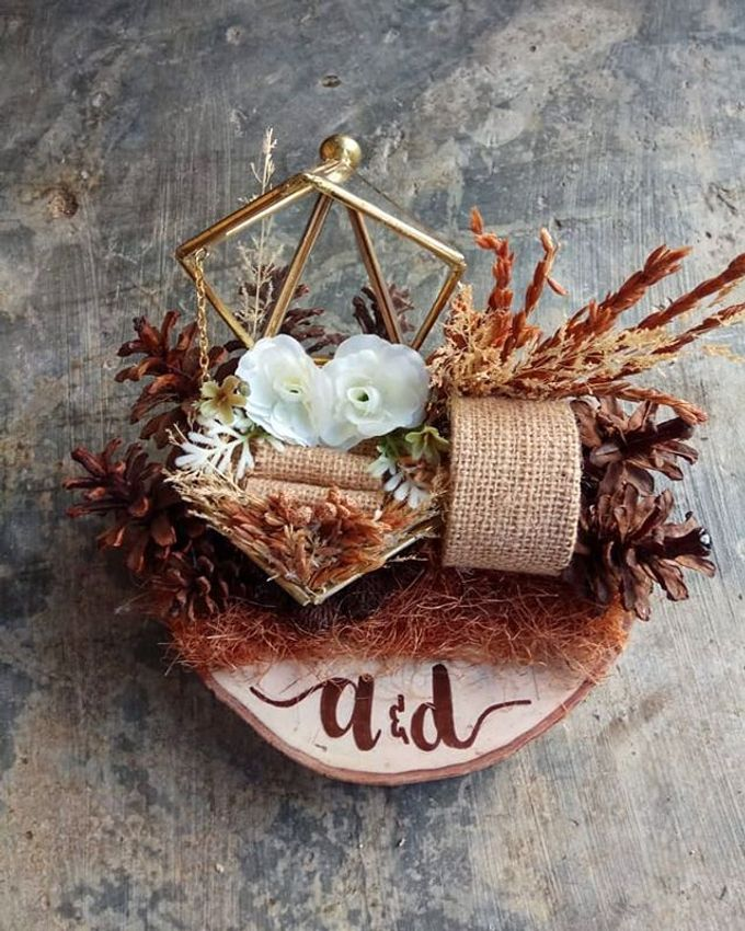 RUSTIC RING BOX by our.decoration - 002