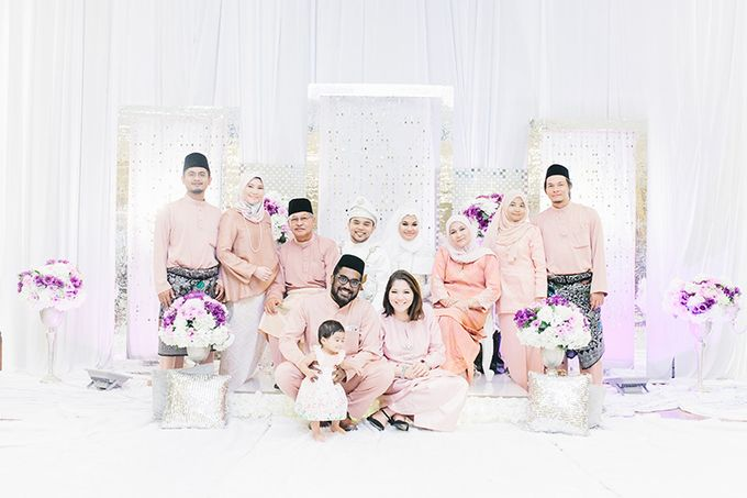 Sharifah Zarah Hanis & Alif Fitri by ankl.co | Lifestyle & Wedding Photography - 011