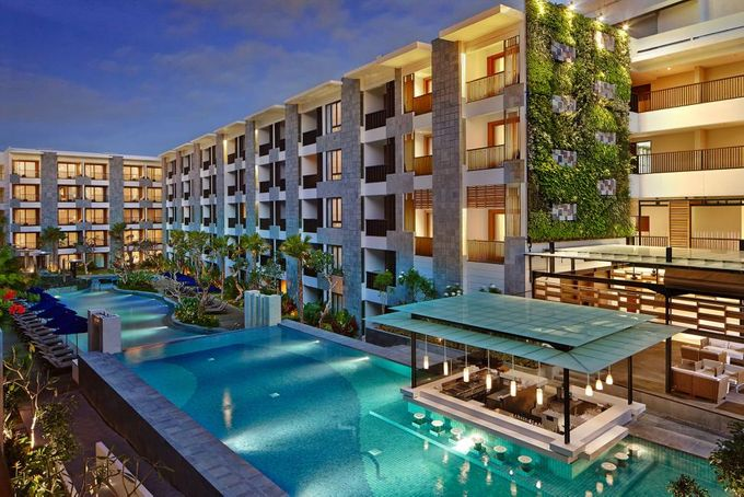 Hotel Facilities by Courtyard by Marriott Bali Seminyak - 003