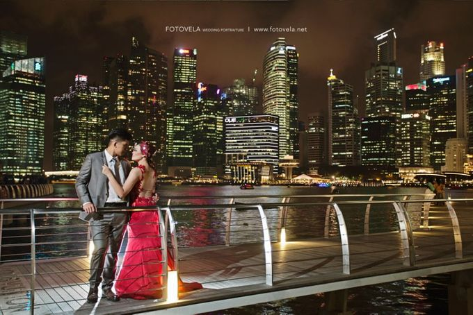 Febrian & Christy Singapore prewedding by fotovela wedding portraiture - 022