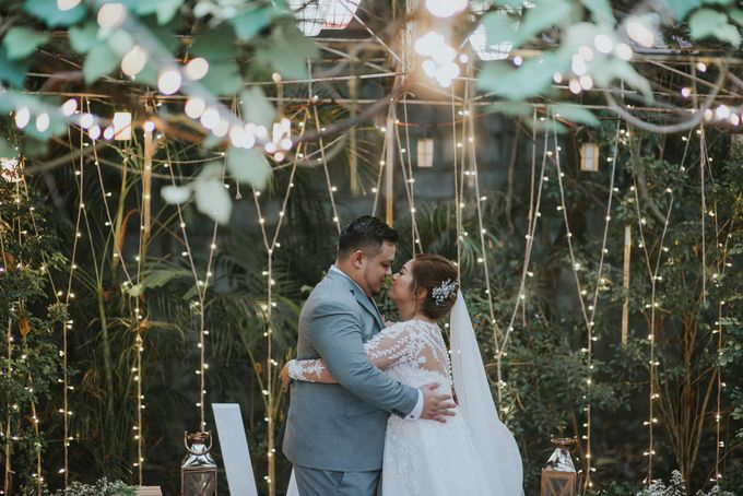 Vince and Rhosiel Wedding by Fiat Lux Productions - 043