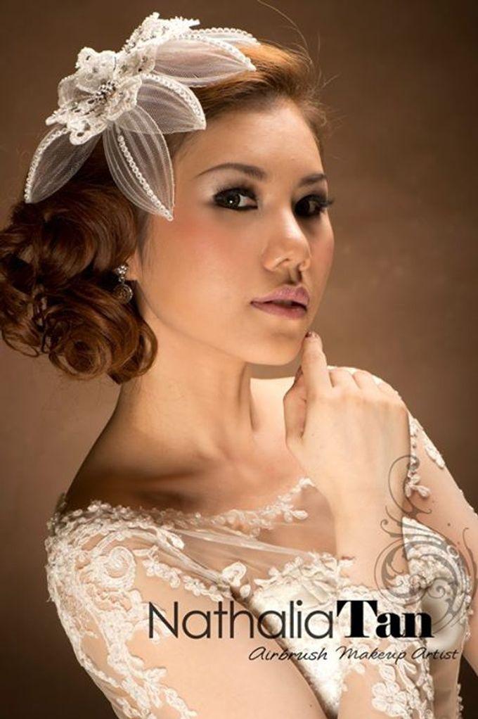 Classic Elegance captured by Nathalia TAN Makeup Artist - 004