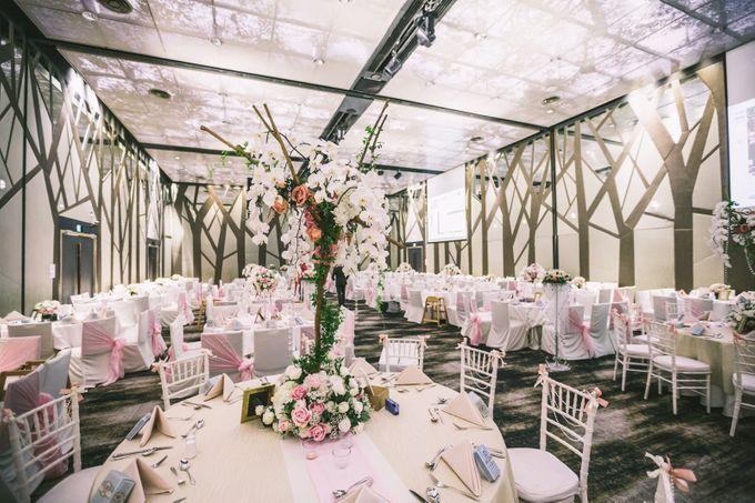Wedding of Huang & Imelda by Rosette Designs & Co - 014