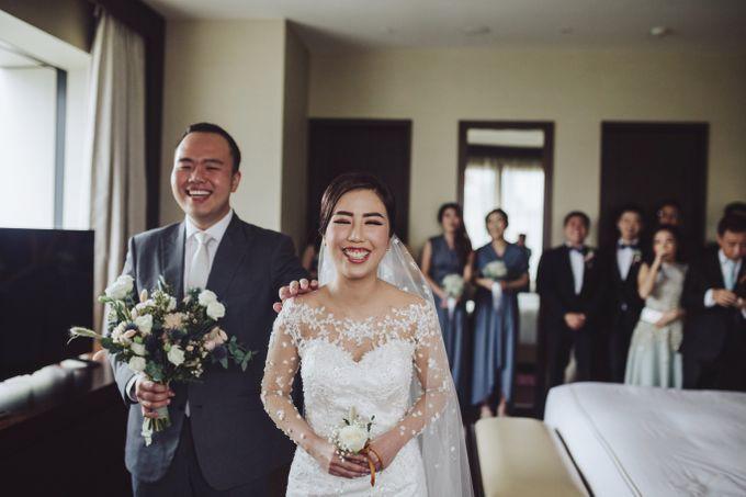 Rudy & Irene Wedding by One Heart Wedding - 021