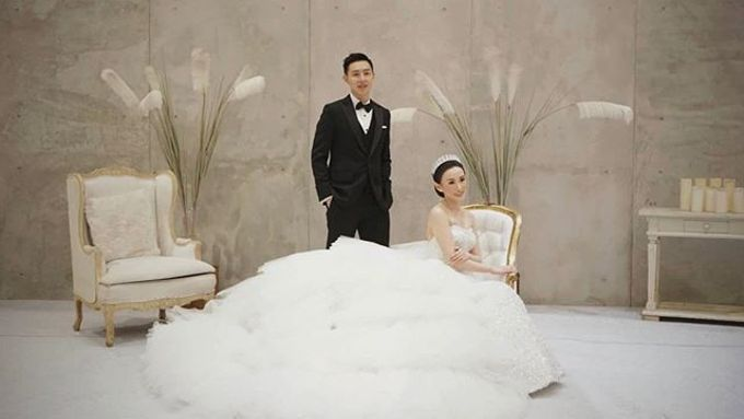Rainer & Calvina Wedding by Tommy Pancamurti - 001