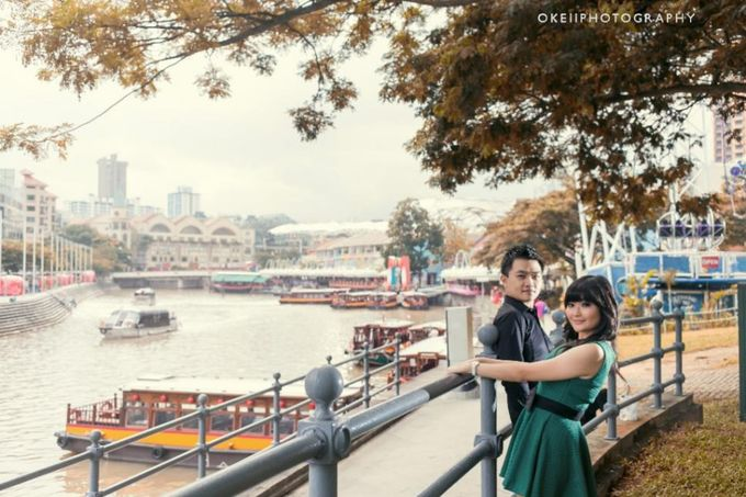 Prewedding Session of Dwipa&Silvia by Okeii Photography - 005