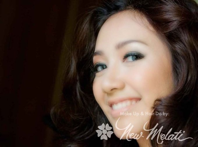 Wedding by New Melati Salon Bali - 012