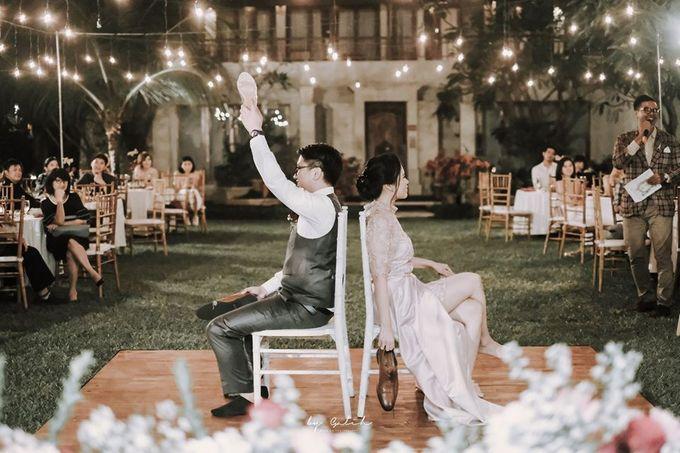 Rand & Gavriella by Astagina Resort Villa & Spa Bali - 010