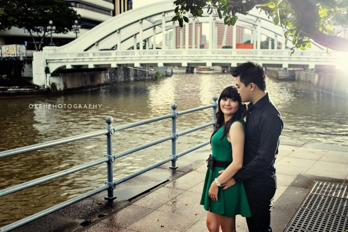 Prewedding Session of Dwipa&Silvia by Okeii Photography - 001