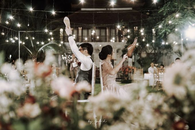 Rand & Gavriella by Astagina Resort Villa & Spa Bali - 011