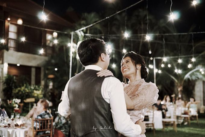Rand & Gavriella by Astagina Resort Villa & Spa Bali - 015