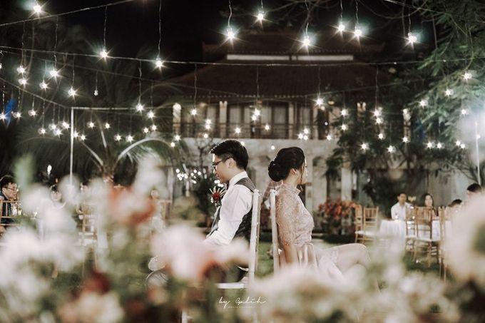 Rand & Gavriella by Astagina Resort Villa & Spa Bali - 012
