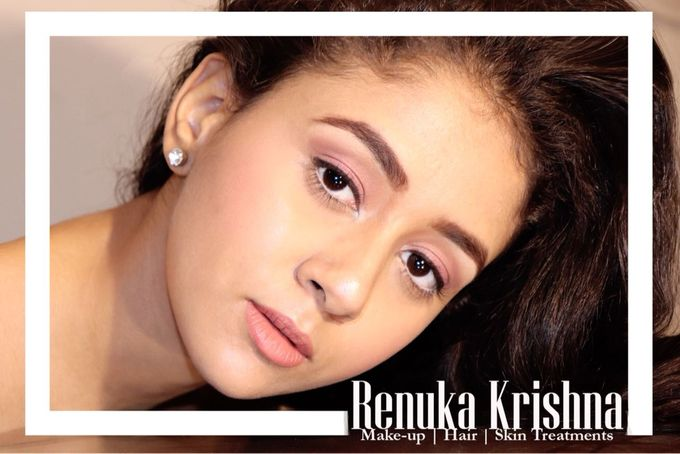 Makeup by Renuka Krishna - 027