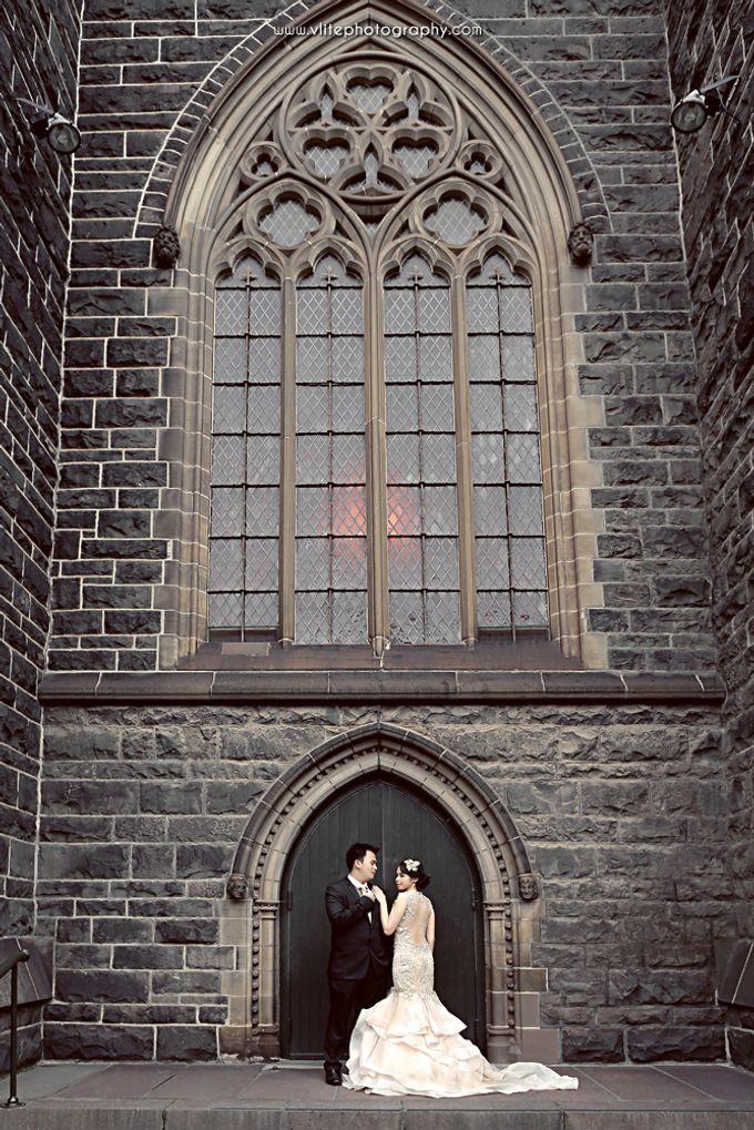 David & Fransisca by V-lite Photography - 003