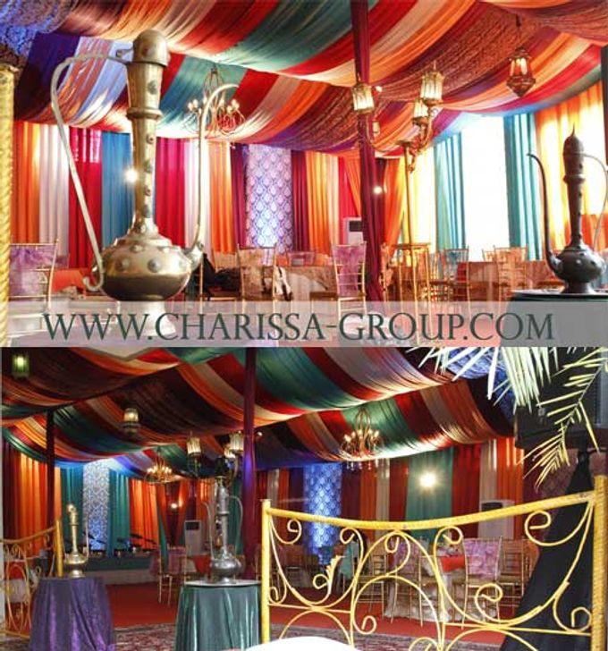 Moroccan Decoration by Charissa Event & Wedding Decoration - 006