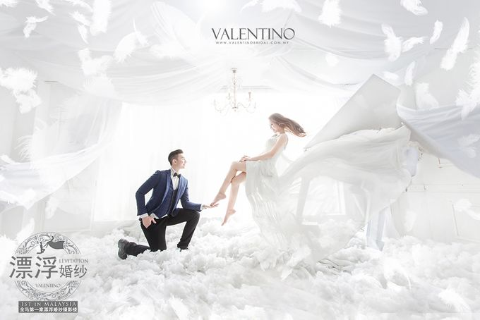 Levitation Photography by Valentino Bridal Cafe - 002