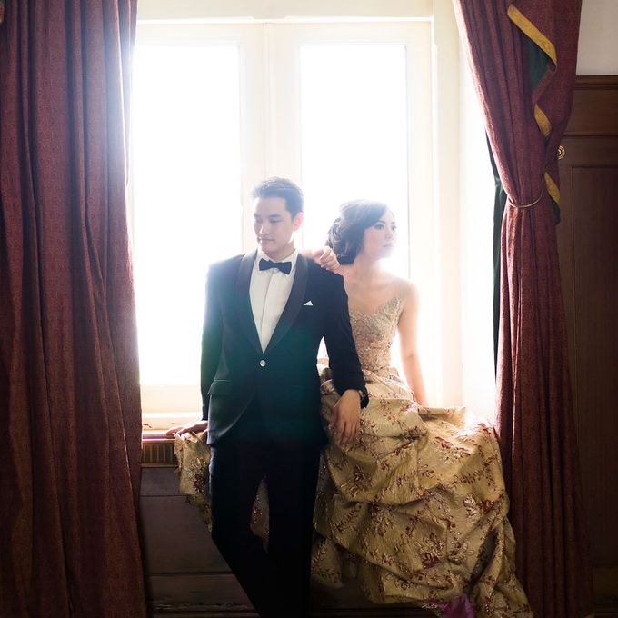 Prewed - Leo & Vanessa by Makeup by Ie - 003
