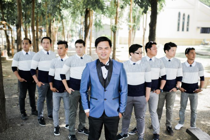 Dennis and Faye Wedding by Verve Films - 006
