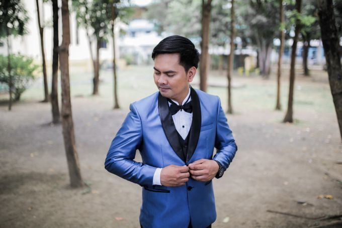 Dennis and Faye Wedding by Verve Films - 008