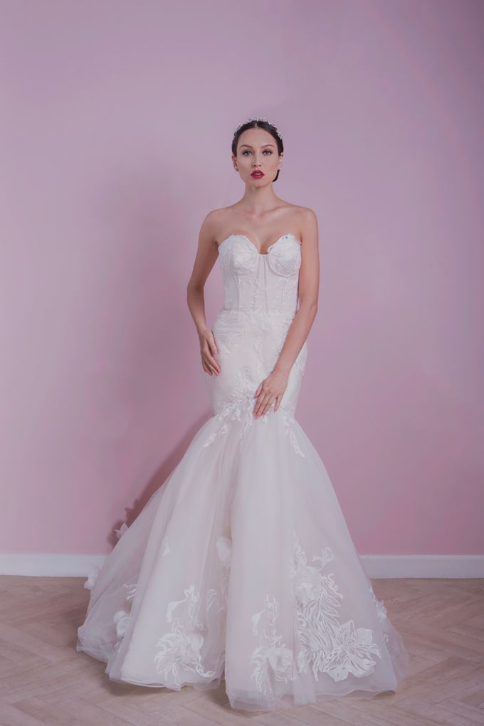 New Collection by White Label Bridal - 001