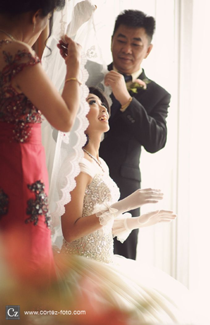 The Wedding of Alex & Chelsya by Cortez photography - 008