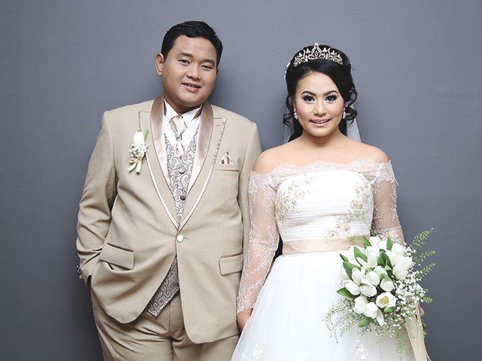 Sintha & Adi Wedding by Glenn Chandra Wedding - 008