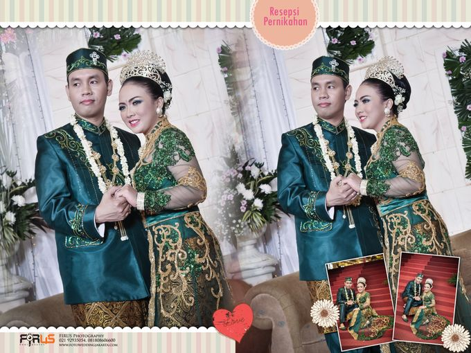 The Wedding Rindi dan Hilmi - Reseption by Citra Production - 005