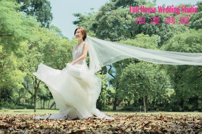 Pre-wedding shooting 1 by Full House Wedding Studio - 001